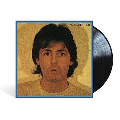 Paul McCartney McCARTNEY II - Black LP (Vinyl)