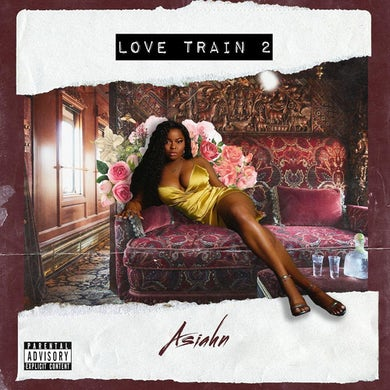 Asiahn Love Train 2 Digital Album