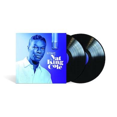 Ultimate Nat King Cole 2LP (Vinyl)