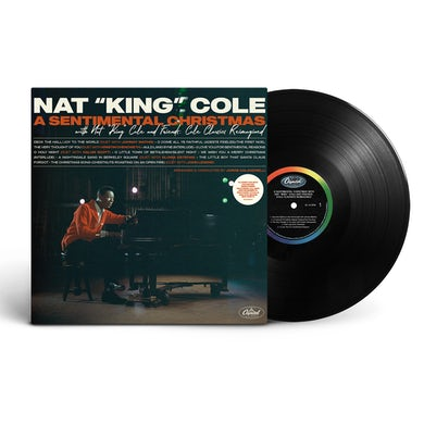 A Sentimental Christmas with Nat King Cole and Friends: Cole Classics Reimagined LP (Vinyl)