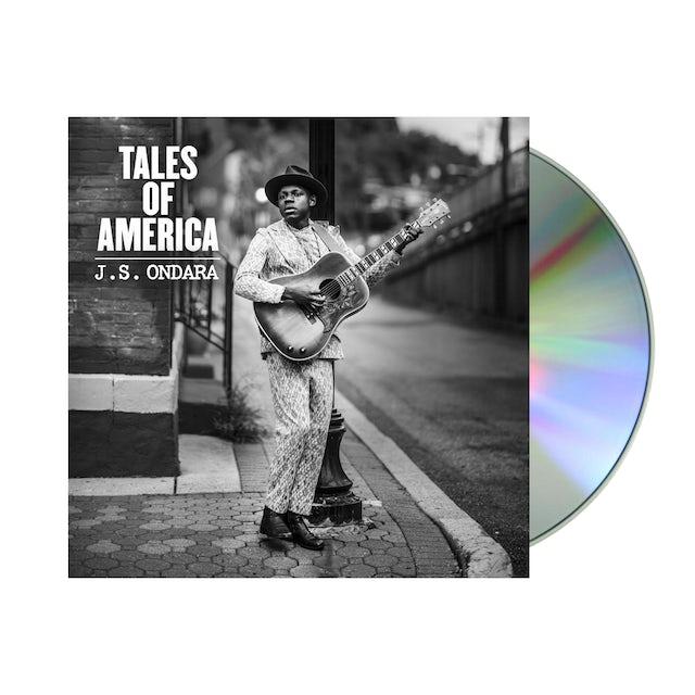 J.S. Ondara Tales of America CD + Digital Album