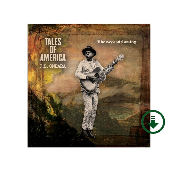 J.S. Ondara Tales Of America (The Second Coming) Deluxe Digital Album
