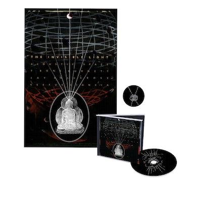 T-Bone Burnett Invisible Light: Acoustic Space CD + Art Print + Enamel Pin + Digital
