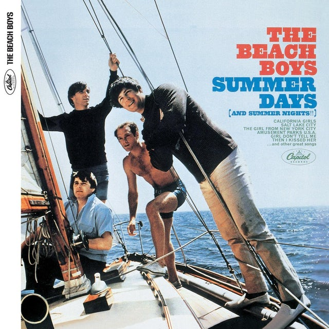 The Beach Boys Summer Days (& Summer Nights) - Vinyl LP