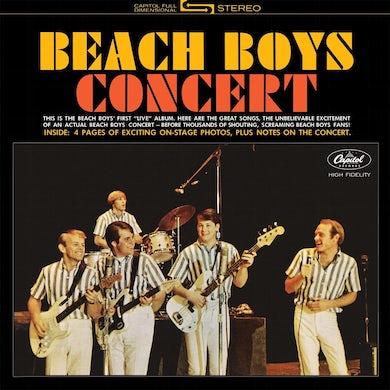 The Beach Boys Concert - Vinyl LP