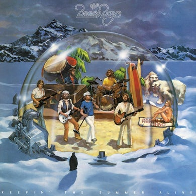 The Beach Boys Keepin' The Summer Alive - Vinyl LP