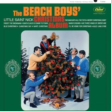 The Beach Boys Christmas Album Vinyl