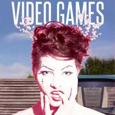 Amanda Palmer Video Games