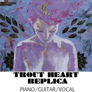 Amanda Palmer Trout Heart Replica