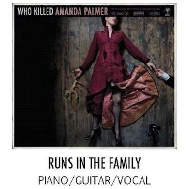Amanda Palmer Runs in the Family