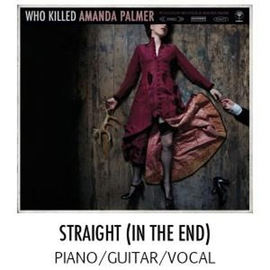 Amanda Palmer Straight(In the End)