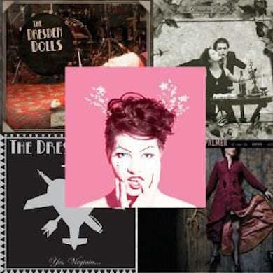 Amanda Palmer The Complete Collection + Extra Goodies
