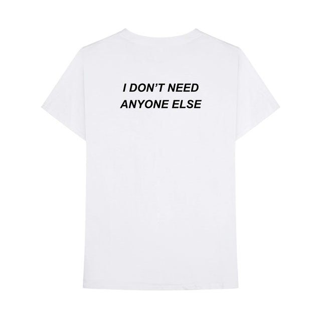 Kevin Garrett YOU DON'T NEED ANYONE T-SHIRT