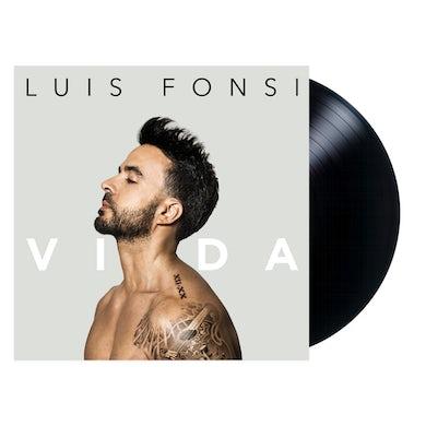 Luis Fonsi Vida Vinyl 2LP