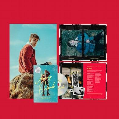 Johnny Orlando Teenage Fever Fanzine + CD + Digital Album