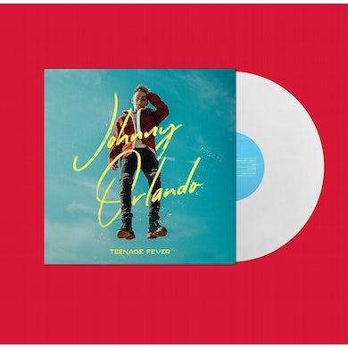 Johnny Orlando Teenage Fever White LP + Digital Album (Vinyl)