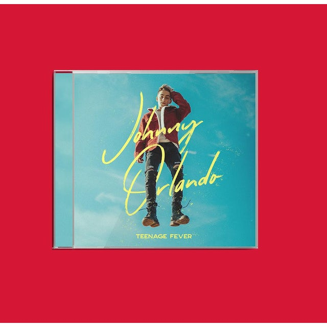 Johnny Orlando Teenage Fever CD + Digital Album