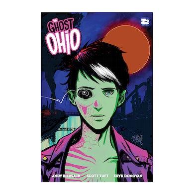 Andy Black The Ghost Of Ohio Comic Book + Digital Album