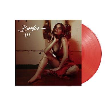 Banks III Exclusive LP + Digital Album (Vinyl)