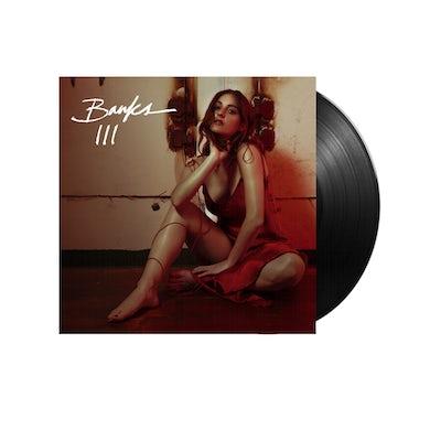 Banks III LP (Vinyl)