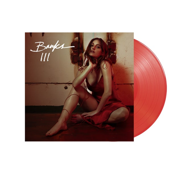Banks III Exclusive LP (Vinyl)