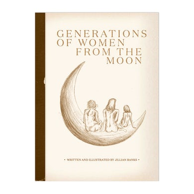 Banks Generations of Women From the Moon Poetry Book