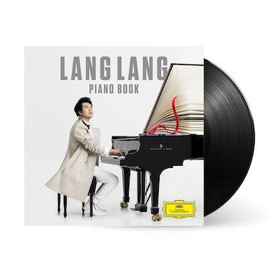 Lang Lang Piano Book Vinyl