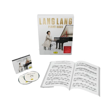 Lang Lang Piano Book Super Deluxe 2CD