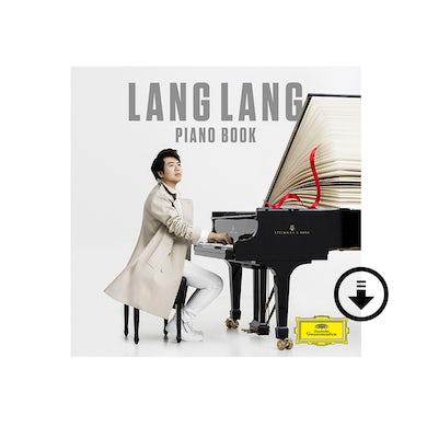 Lang Lang Piano Book Deluxe Digital Album