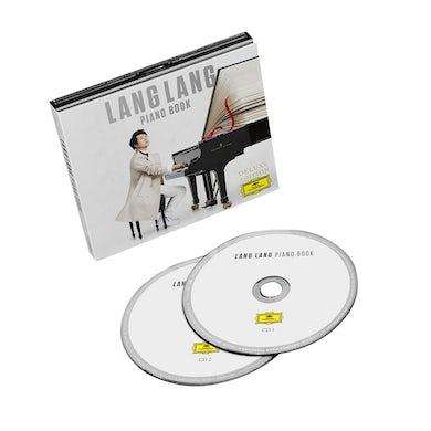 Lang Lang Piano Book Deluxe 2CD + Deluxe Digital Album