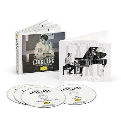Lang Lang Bach: Goldberg Variations Deluxe 4CD