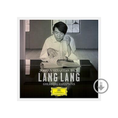 Lang Lang Bach: Goldberg Variations Standard Digital Download