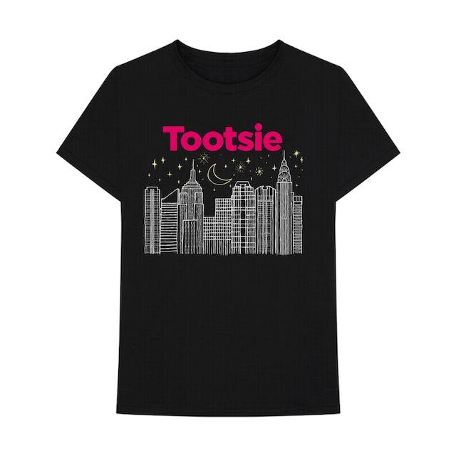 Tootsie The Musical Tootsie Skyline Sketch Tee