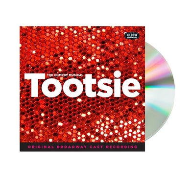 Tootsie The Musical Tootsie Original Broadcast Recording CD
