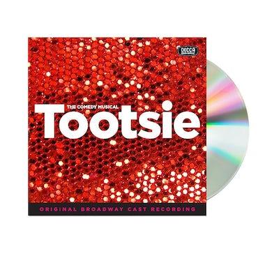 Tootsie The Musical Tootsie Original Broadcast Recording CD
