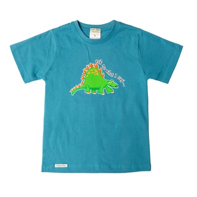 Laurie Berkner Ask Me What I Say . . . Youth T-Shirt (Blue)