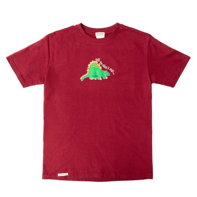 Laurie Berkner Ask Me What I Say . . . Youth T-Shirt (Maroon)