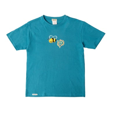 Laurie Berkner Buzz Buzz Youth T-Shirt (Teal)