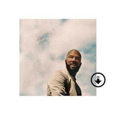 Common Let Love Digital Album