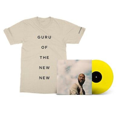 Common Let Love T-Shirt + LP Bundle