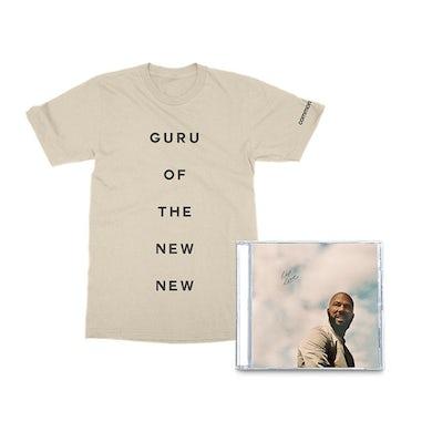 Common Let Love T-Shirt + CD Bundle
