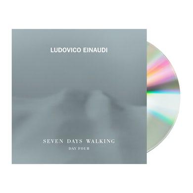 Ludovico Einaudi Seven Days Walking - Day Four CD