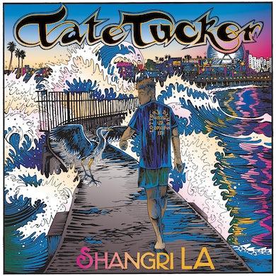 Tate Tucker Shangri LA Digital EP (Vinyl)