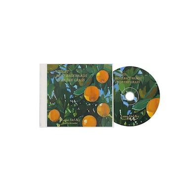 Lana Del Rey Violet Bent Backwards Over the Grass CD