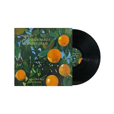 Lana Del Rey Violet Bent Backwards Over the Grass Black Vinyl