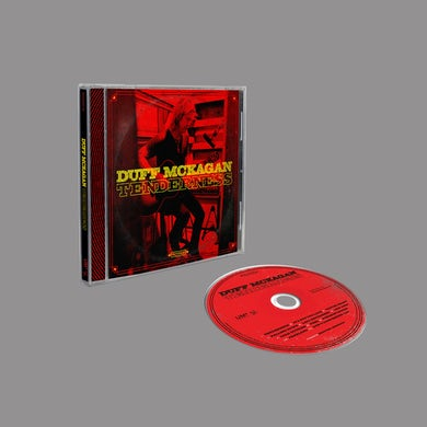 Duff Mckagan Tenderness CD