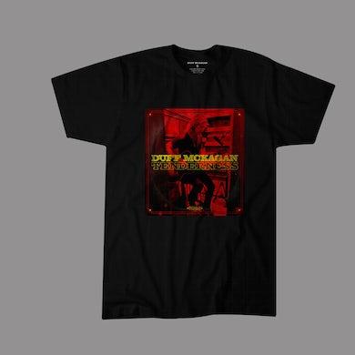 Duff Mckagan Tenderness Album Cover T-Shirt