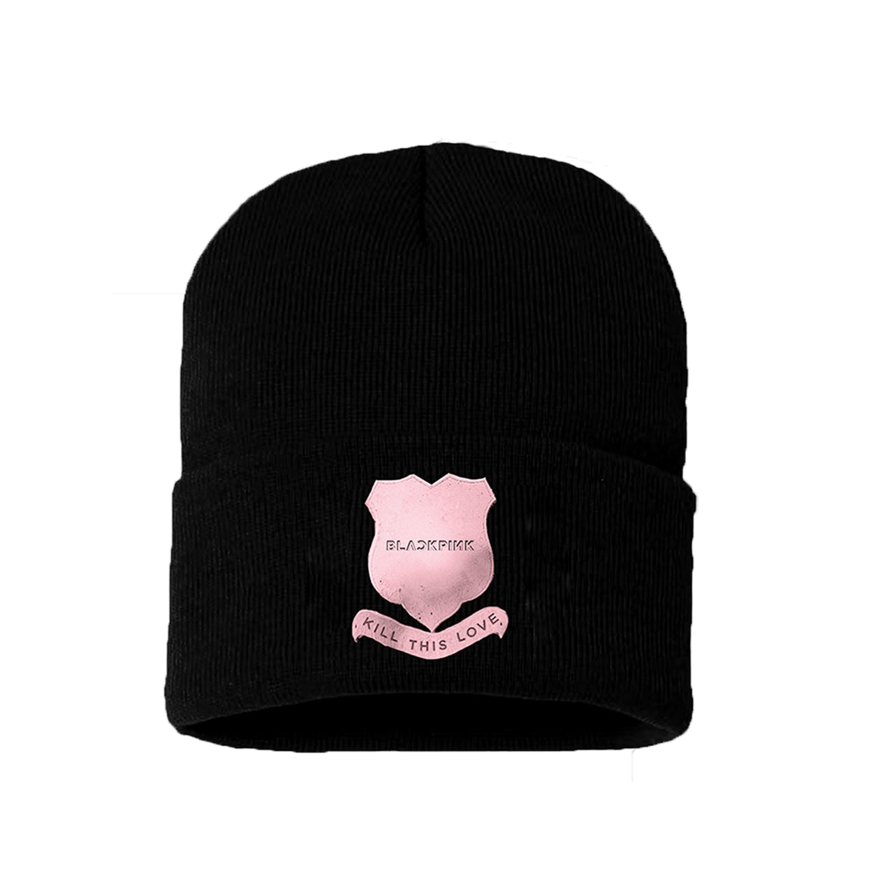 BLACKPINK KILL THIS LOVE BEANIE + DIGITAL ALBUM