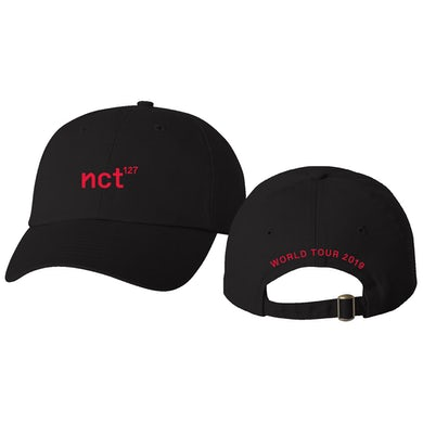 NCT 127 World Tour (Dad Hat)