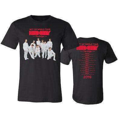 NCT 127 World Tour T-Shirt
